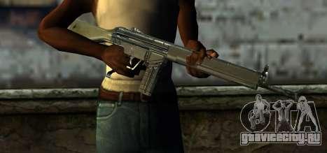 Mexican Army G-3 для GTA San Andreas третий скриншот