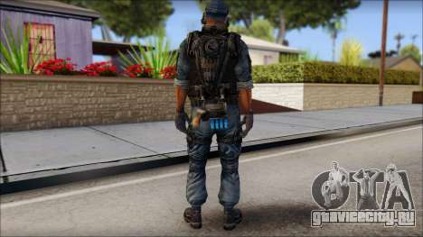 Sami GIGN from Soldier Front 2 для GTA San Andreas второй скриншот