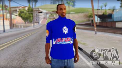 IchiRuki T-Shirt для GTA San Andreas