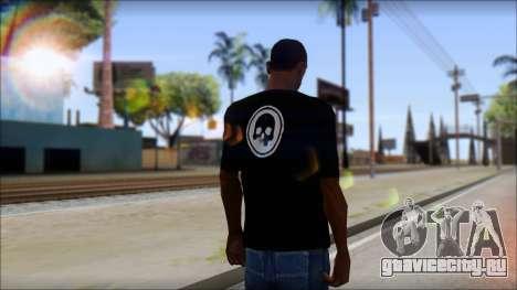 ThreeA T-Shirt для GTA San Andreas второй скриншот