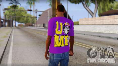 Paises Bajos Sneijder T-Shirt для GTA San Andreas второй скриншот
