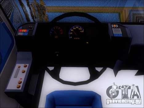 San Antonio Augusto - Empresa La Estrella для GTA San Andreas двигатель