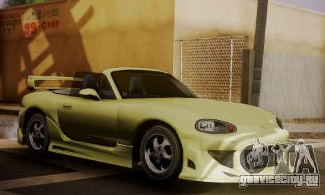 Mazda MX5 DUB для GTA San Andreas
