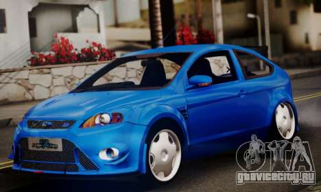Ford Focus RS 2009 для GTA San Andreas