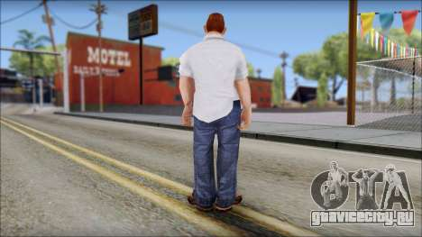 Russell from Bully Scholarship Edition для GTA San Andreas третий скриншот