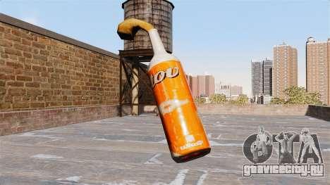 Коктейль Молотова -Molotov Cocktail- для GTA 4 второй скриншот