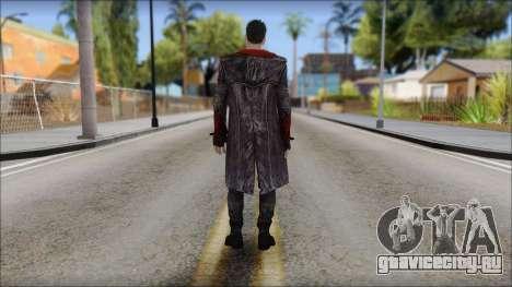 Dante DMC Reboot для GTA San Andreas второй скриншот