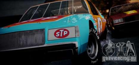 Buick Regal Hotring 1983 (IVF) для GTA San Andreas вид сзади