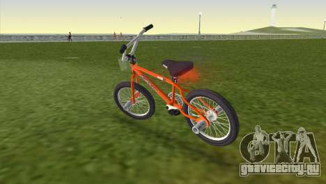 BMX from GTA San Andreas для GTA Vice City вид слева