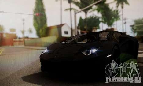 Lamborghini Aventador TT Ultimate Edition для GTA San Andreas вид справа