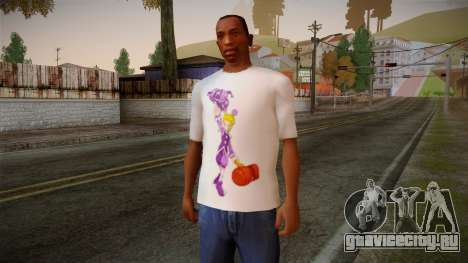 Lostsaga T-Shirt для GTA San Andreas