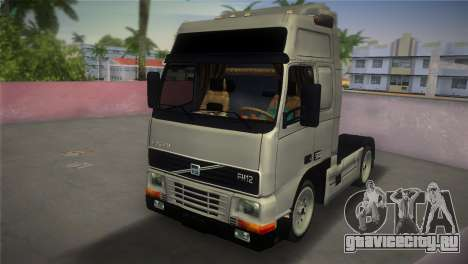 Volvo FH12 Custom для GTA Vice City