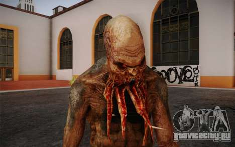 Bloodsucker from S.T.A.L.K.E.R. для GTA San Andreas третий скриншот