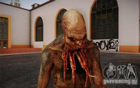 Bloodsucker from S.T.A.L.K.E.R. для GTA San Andreas третий скриншот