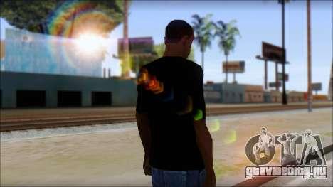 Guitar T-Shirt Mod v2 для GTA San Andreas второй скриншот
