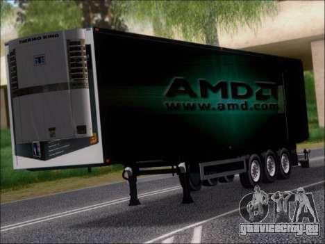 Прицеп AMD Phenom X4 для GTA San Andreas вид слева