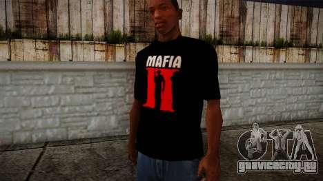 Mafia 2 Black Shirt для GTA San Andreas