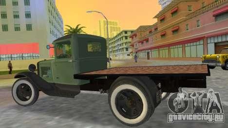 Ford Model AA 1930 для GTA Vice City вид слева