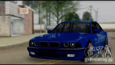 BMW 740i E38 для GTA San Andreas