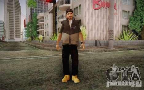 Civil v1 для GTA San Andreas