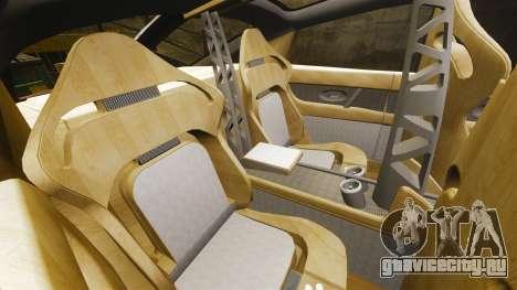 Spyker D8 для GTA 4 вид сбоку