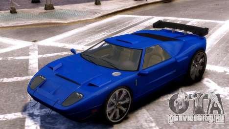 GTA V Bullet для GTA 4 вид сзади слева