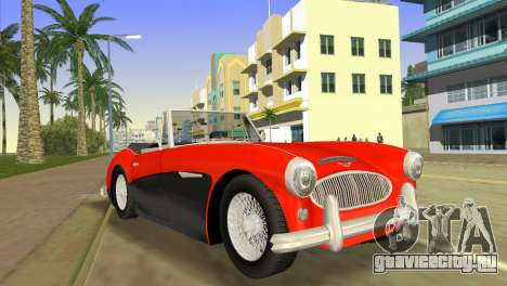 Austin-Healey 3000 Mk III для GTA Vice City
