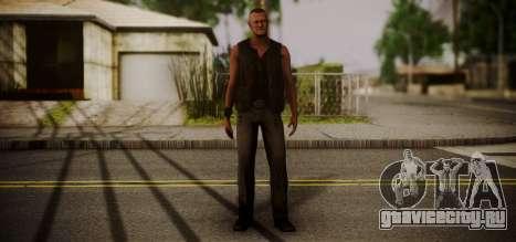 Merle Dixon для GTA San Andreas