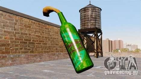 Коктейль Молотова -Heineken- для GTA 4 второй скриншот