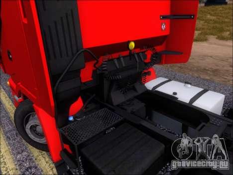 Iveco Stralis HiWay 560 E6 6x4 для GTA San Andreas вид сверху
