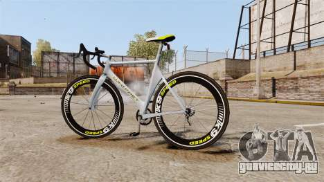 GTA V Whippet Race Bike для GTA 4 вид слева