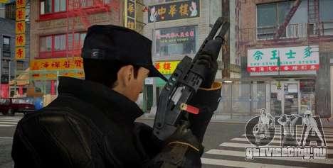 SPAS-12 для GTA 4 второй скриншот