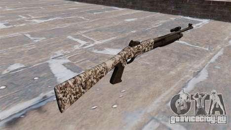 Ружьё Benelli M3 Super 90 diamond для GTA 4