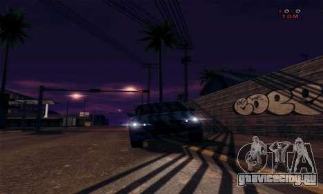 [ENB] Kings of the streers для GTA San Andreas пятый скриншот