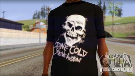 Rey Mystirio T-Shirt для GTA San Andreas третий скриншот