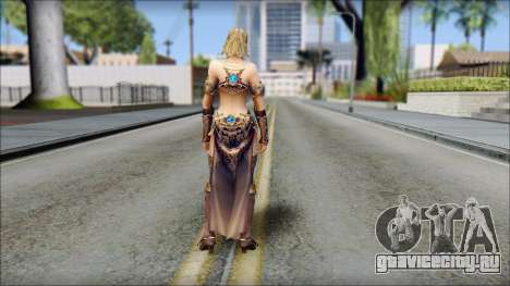 Elementalist Soul для GTA San Andreas второй скриншот