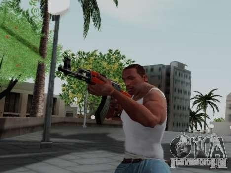 Type 56 для GTA San Andreas пятый скриншот