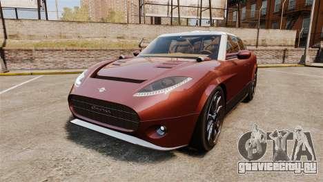Spyker D8 для GTA 4