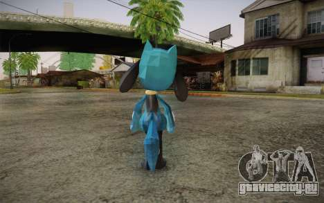 Riolu from Pokemon для GTA San Andreas второй скриншот