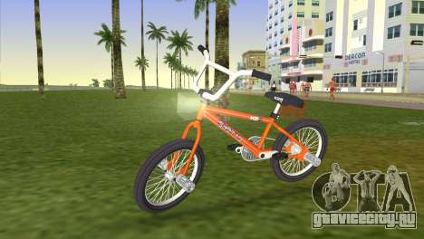 BMX from GTA San Andreas для GTA Vice City