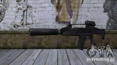 XM8 Compact Black для GTA San Andreas