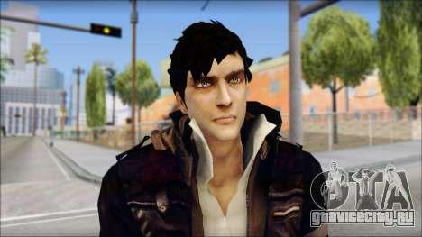 Unhooded Alex from Prototype для GTA San Andreas третий скриншот