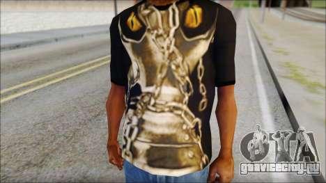 Randy Orton T-Shirt для GTA San Andreas третий скриншот
