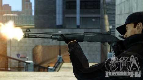 XM1014 для GTA 4 второй скриншот