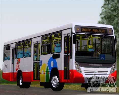 Neobus Mega IV - TCA (Araras) для GTA San Andreas