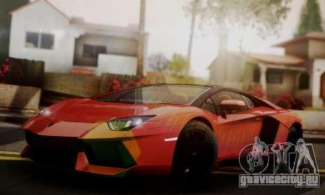 Lamborghini Aventador TT Ultimate Edition для GTA San Andreas