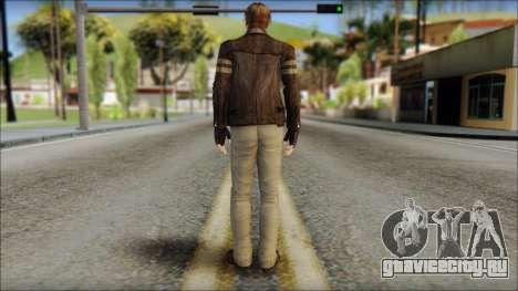 Leon Kennedy from Resident Evil 6 v4 для GTA San Andreas второй скриншот