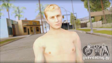 Beach Character 2 для GTA San Andreas третий скриншот