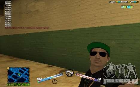 C-HUD Expert для GTA San Andreas