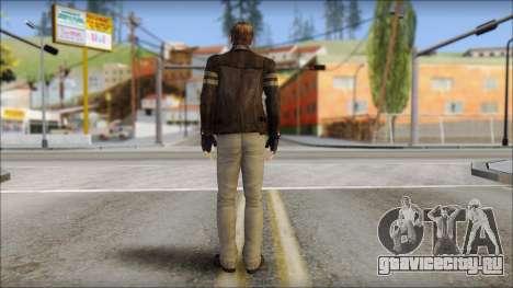 Leon Kennedy from Resident Evil 6 v3 для GTA San Andreas второй скриншот